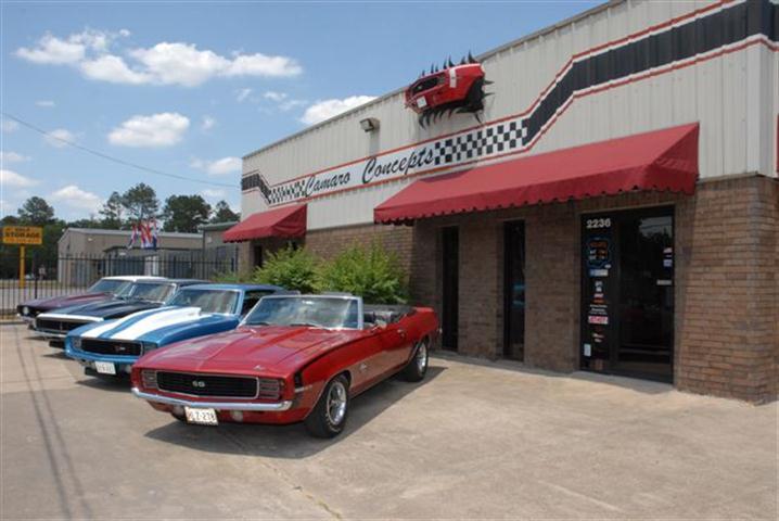 Camaro Concepts – Houston – Your Houston Chevy Auto